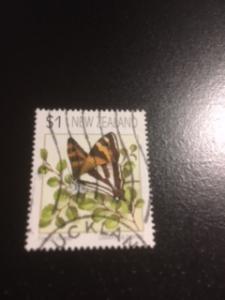 New Zealand sc 1075 u Butterfly