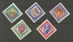 RUSSIA, 1963-1967, H, WRESTLING