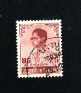 Thailand #654 used VF 1973-81 PD