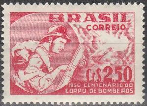 Brazil #837 F-VF Unused