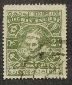 India Cochin 68 Used F-VF