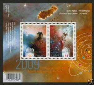 Canada 2323 MNH International Year of Astronomy