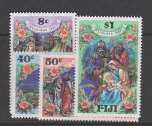Fiji Sc#579-582 MLH