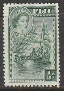 Fiji  1954  Scott No. 147  (N*)