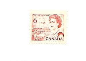 Canada 1969- A224 - Tagged - Scott #459bp