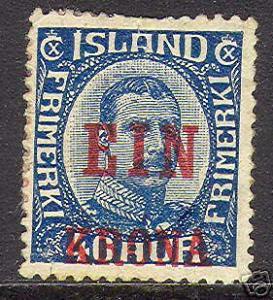 Iceland #150 Mint