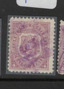 Guatemala SC 5 Facsimile/Forgery VFU (10dqn)