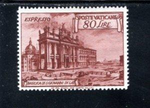 Vatican City E12, MNH, Cat $50.00   ...   6880227