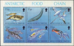 1994 British Antarctic Territory #230, Complete Set, Never Hinged