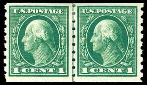 U.S. WASH-FRANK. ISSUES 412  Mint (ID # 75380)