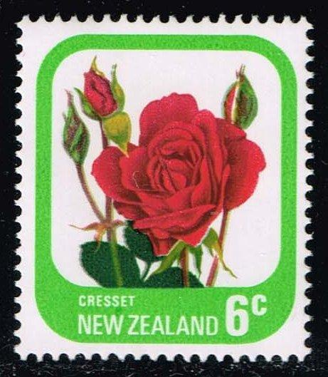 New Zealand #589a Cresset Rose; MNH (0.50)