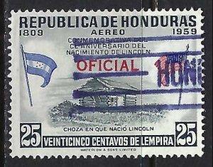 Honduras CO105 VFU 1359