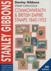 Stanley Gibbons Commonwealth & British Empire 2005