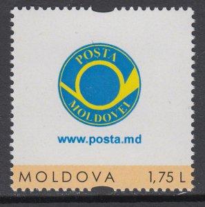 Moldova 889 MNH VF