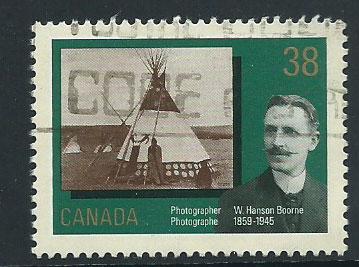 Canada SG 1324 FU