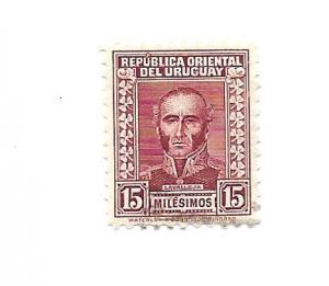 Uruguay 1933 - U - Scott #429
