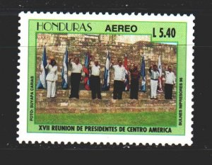 Honduras. 1996. 1304 from the series. Central American Integration. MNH.