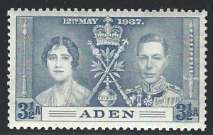 Aden  KGVI mh S.C.  15