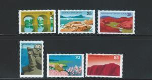 Australia 641-646  MNH