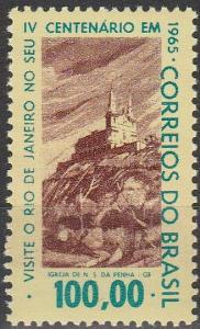 Brazil #984 MNH  (S1077)