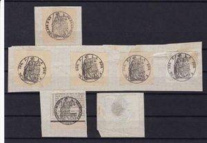 france revenue  stamps ref r13857