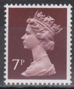 Great Britain #MH61 MNH VF (ST027)