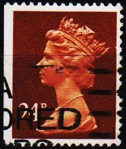 Great Britain. 1992 24p S.G.X1017 Fine Used