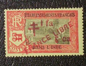 French India Scott #207 unused