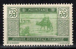 Mauritania #33 MNH   (V5244)