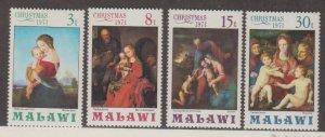 Malawi Scott #178-181 Stamps - Mint NH Set