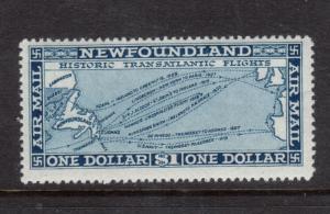 Newfoundland #C8 NH Mint