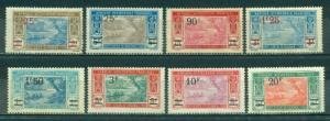 Ivory Coast #84-91  Mint F H  Scott $49.85