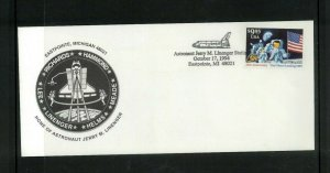 USA #2842 on Cover Cancelled 10-17-1994 Eastpointe MI. New 15.00