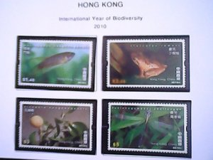 2010  Hong Kong  MNH  full page auction