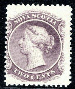 Canada NOVA SCOTIA QV Stamp 1c Mint UMM MNH RBLUE141