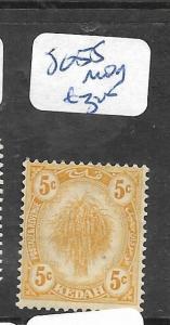MALAYA KEDAH (P1006B)  LEAF 5C  SG 55    MOG