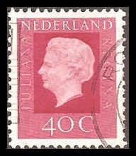 Netherlands 462 Used VF