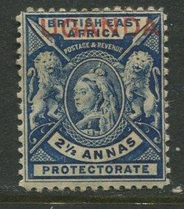 STAMP STATION PERTH Uganda Protectorate #78 Mint 1902