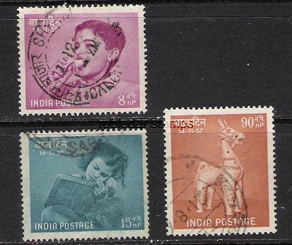 INDIA 292-94 VFU N215