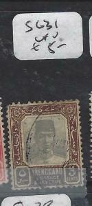 MALAYA  TRENGGANU  (P0906B)  SULTAN  5C  SG 31   VFU