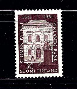 Finland 387MNH 1961 issue