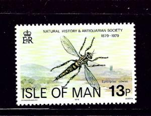 Isle of Man 145 MNH 1979 Insects