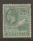 Antigua #42 Mint