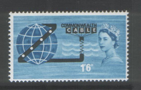 Great Britain 1963 Cable (1) Scott #401