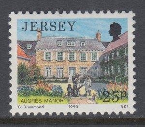 Jersey 498 MNH VF