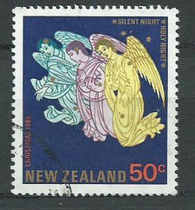 New Zealand SG 1378 VFU