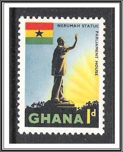 Ghana #49 Nkrumah Statue MH