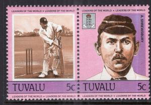 Tuvalu 259 Cricket MNH VF