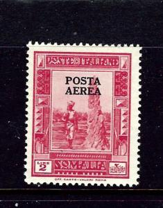 Somalia 150a MH 1934 issue perf 14 overprinted not issued in Somalia