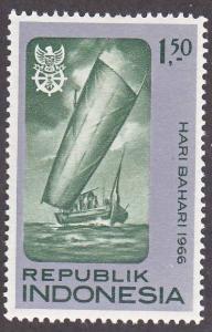 691 Sail boat  MH